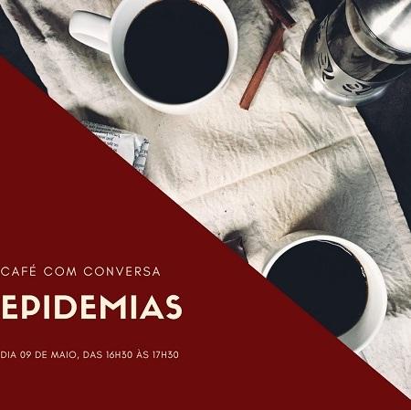 café com conversa epidemias
