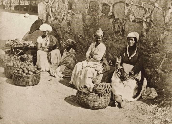 escravidão e cultura afro