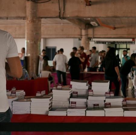 29ª festa do livro da editora da unicamp