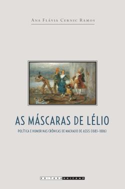 capa AS MÁSCARAS DE LÉLIO - 2D