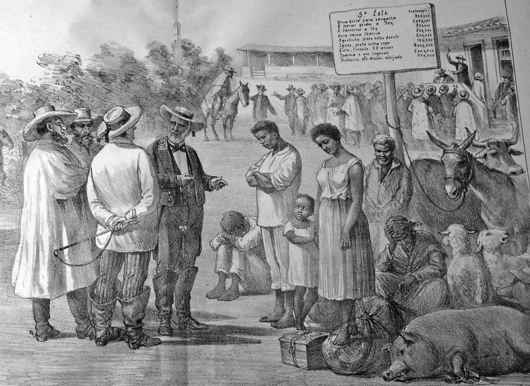 Cowling Image 7 sale of slave families