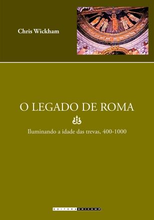 Capa_O LEGADO DE ROMA